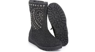 Filzschuhe - vegane Schuhe von Walenok