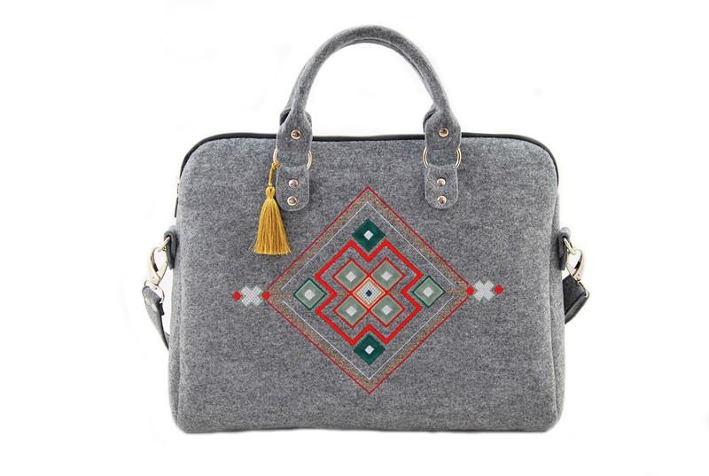 Farbotka Handtasche Quadrat 335