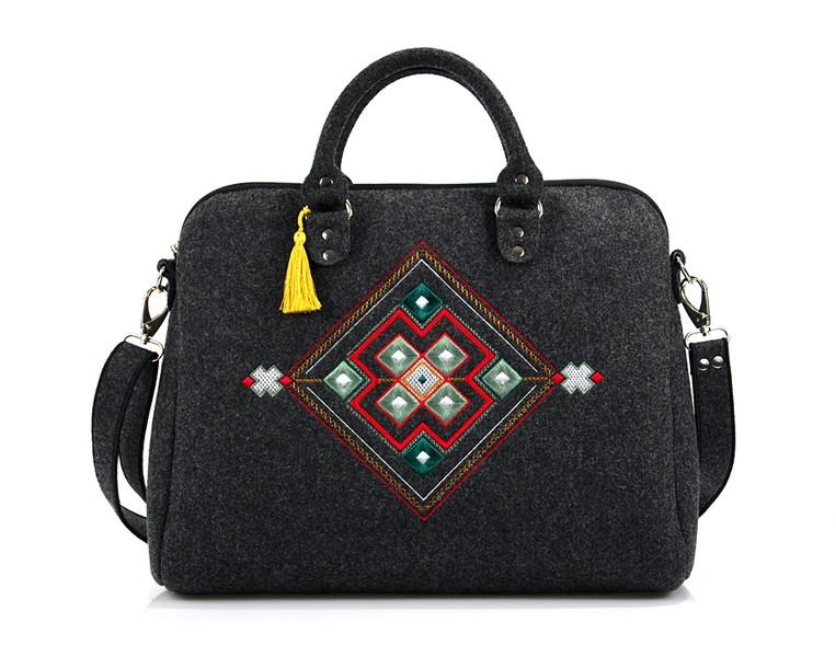Farbotka Handtasche Quadrat 333