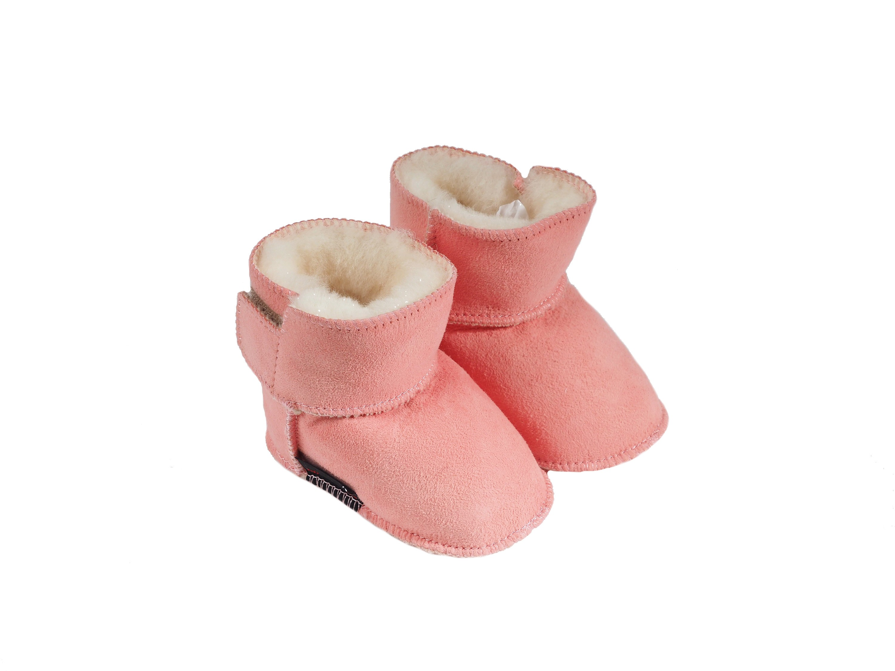 Baby Lammfell Stiefel