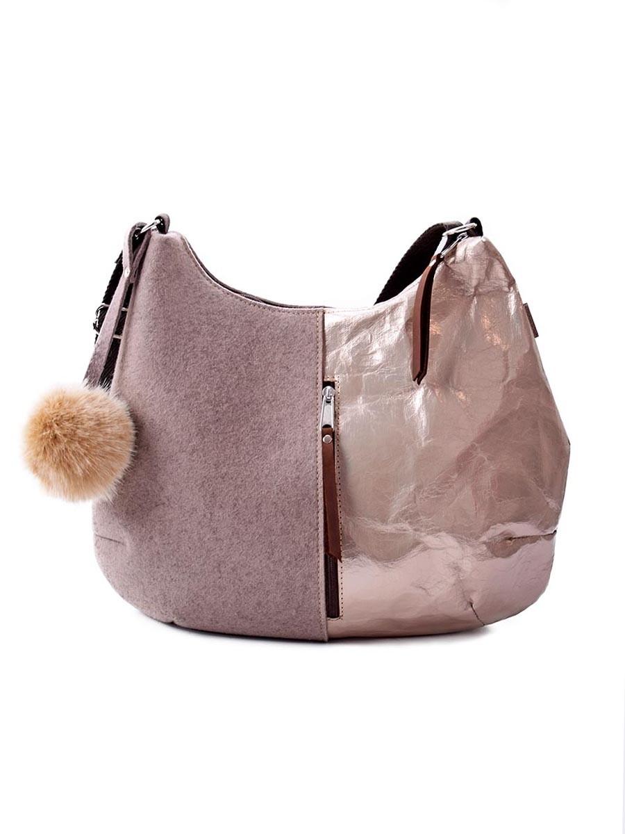 Handtasche aus Filz NALA
