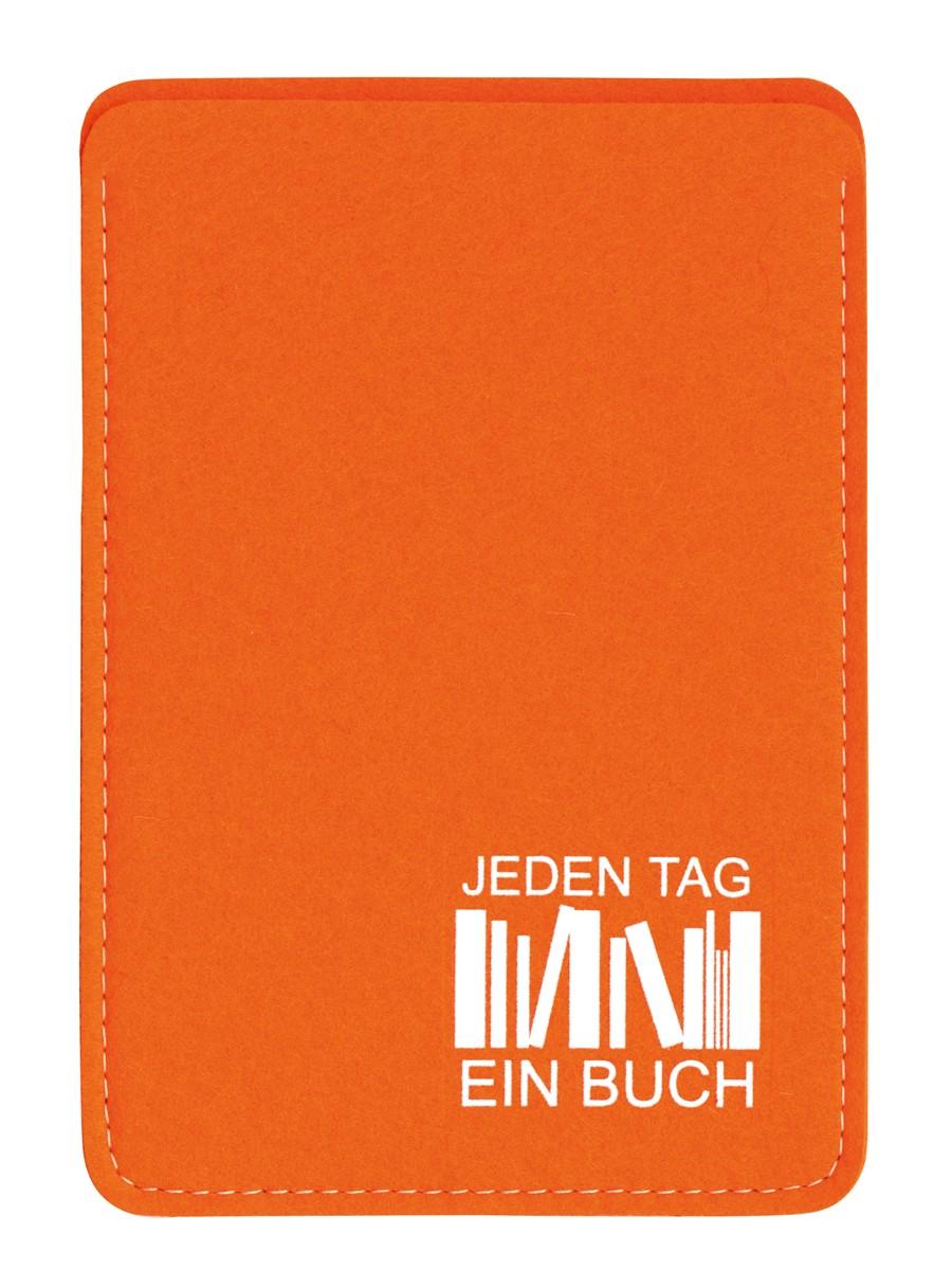 """eBook-Tasche """"PIT"""" aus Filz"""