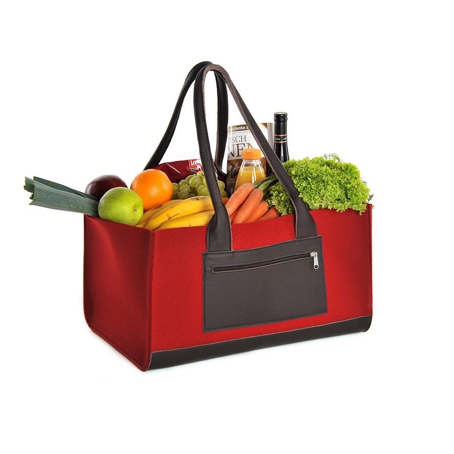 Shopper Tasche aus Filz TESSA