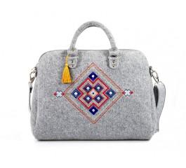 Farbotka Handtasche Quadrat 334