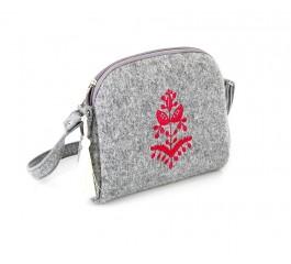 Farbotka Handtasche Glocke rot