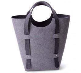 Shopper Tasche aus Naturfilz ALESSIA
