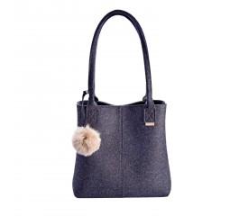 Shopper Tasche aus Filz MARISA